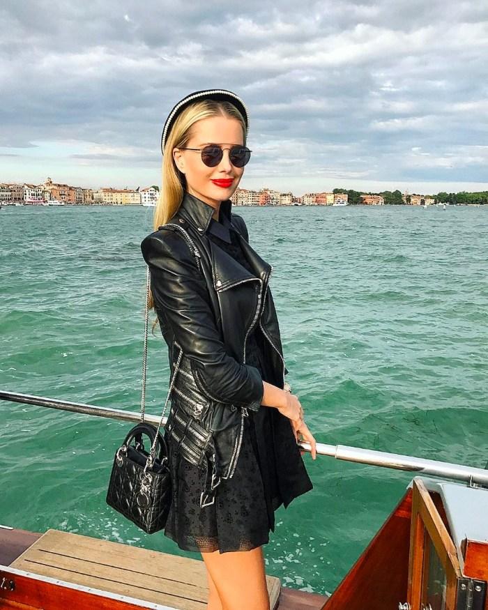 Leather Jacket Inspiration