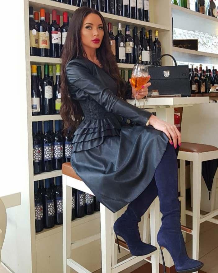 JetsetBabe: Olga from Milan