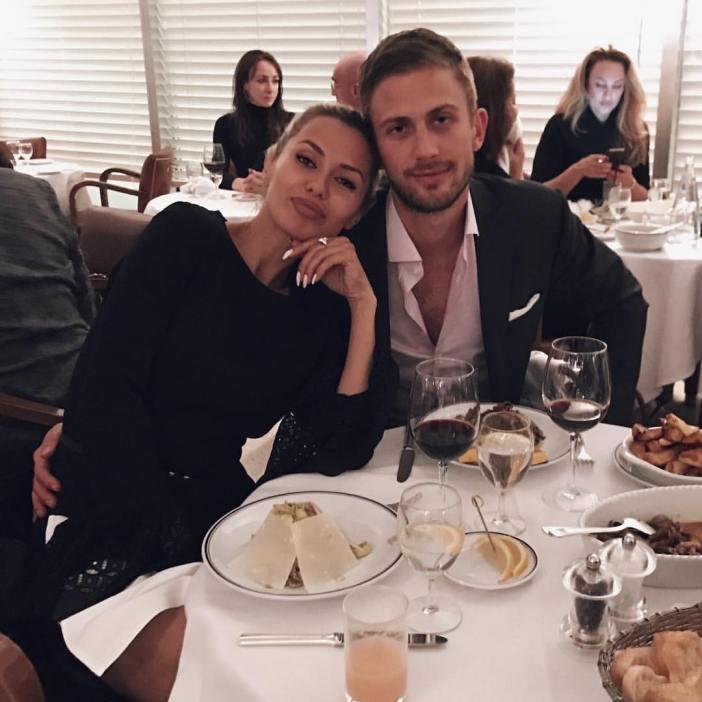 Victoria Bonya & Alexander Smurfit's Break Up