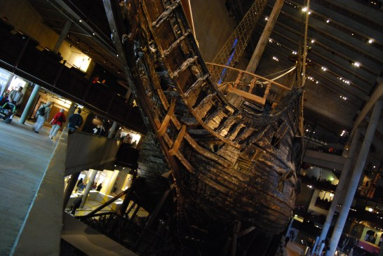 ship at vasa must stockholm