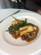 seafood with mushrooms