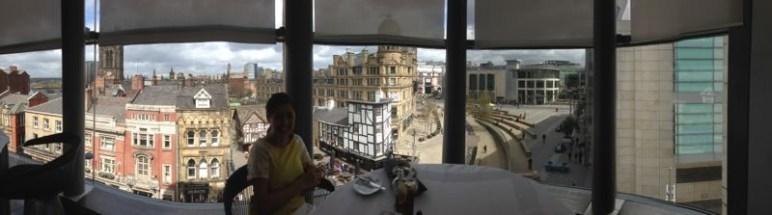 Birthday Lunch at Harvey Nichols Manchester