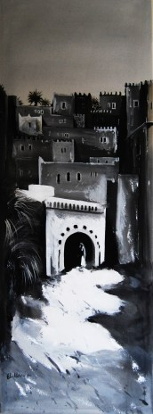 Morocco Painting
