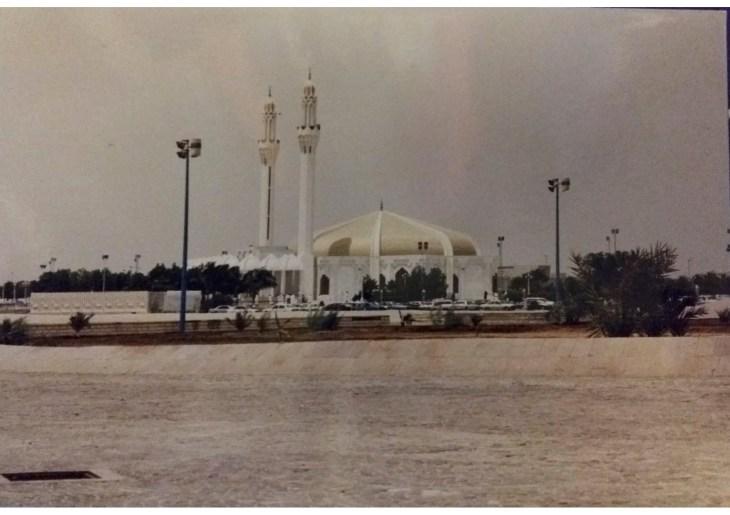 Hassan Enany Mosque, Jeddah, Saudi Arabia