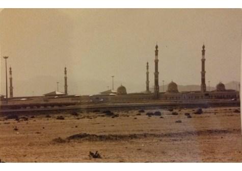 Nimra Mosque, Arafat, Saudi Arabia
