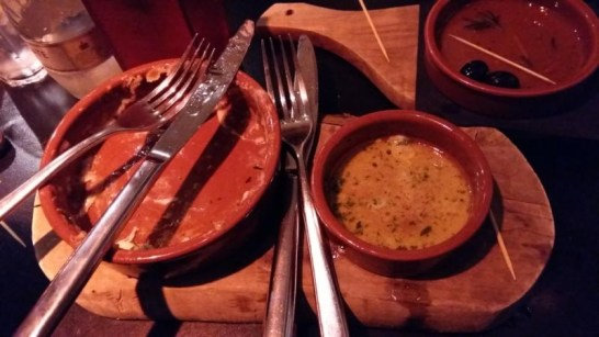 dough manchester empty starter dishes