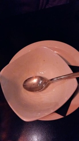 dough manchester empty dairy free ice cream bowl