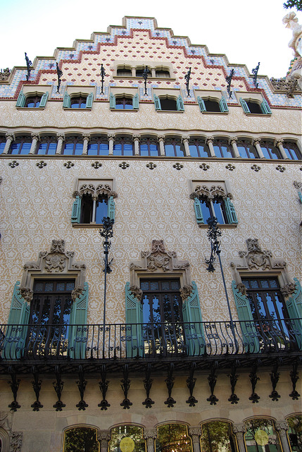 barcelona casa amatller chocolate cafe faborit