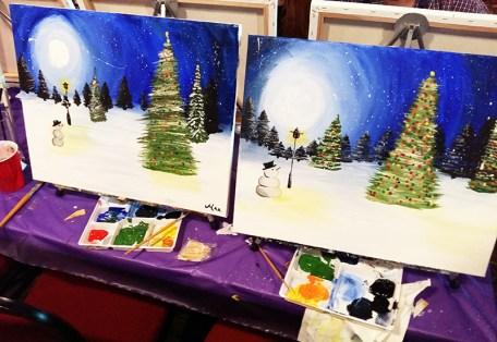 Paint Party 1