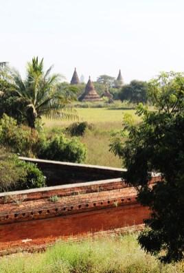 Biking in Bagan Temple hopping 13