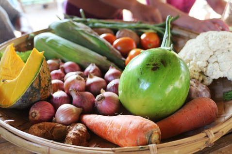 Cooking in Myanmar 6