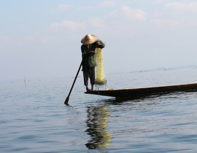 Fishermen of Inle Lake 10