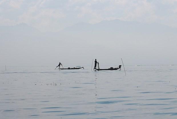 Fishermen of Inle Lake 20