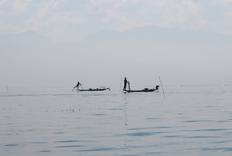 Fishermen of Inle Lake 20