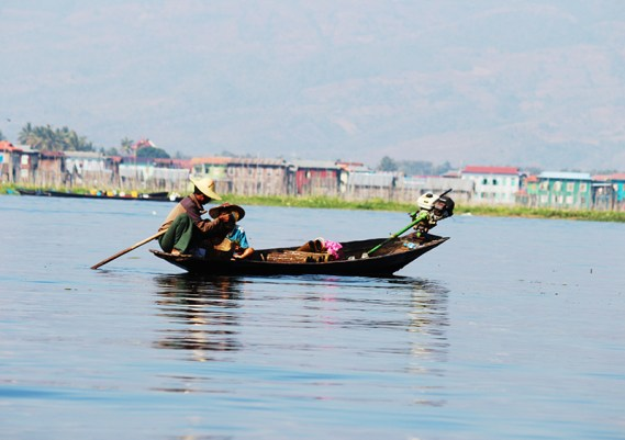 Fishermen of Inle Lake 29