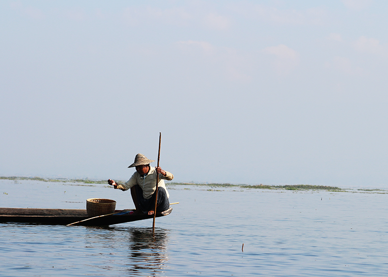 Fishermen of Inle Lake 3