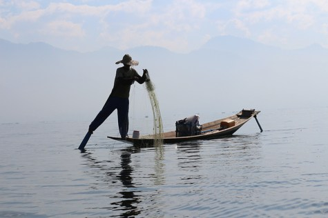 Fishermen of Inle Lake 32