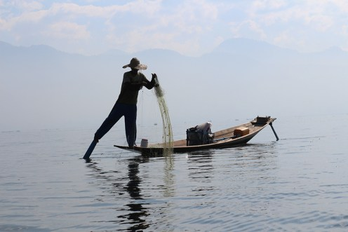 Fishermen of Inle Lake 32