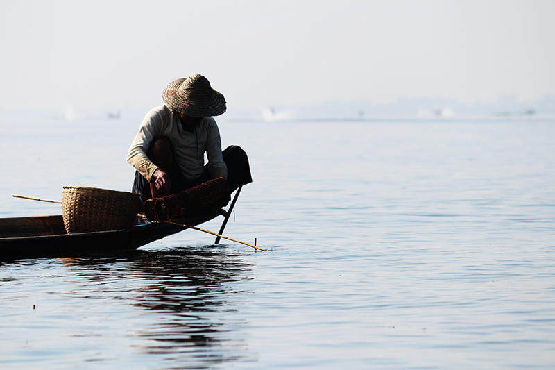 Fishermen of Inle Lake 6
