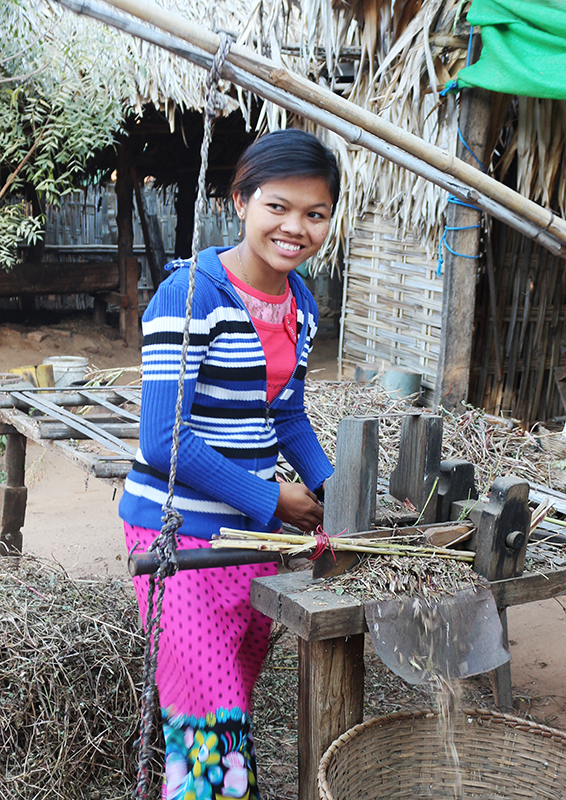 Myanmar Bagan Village Life