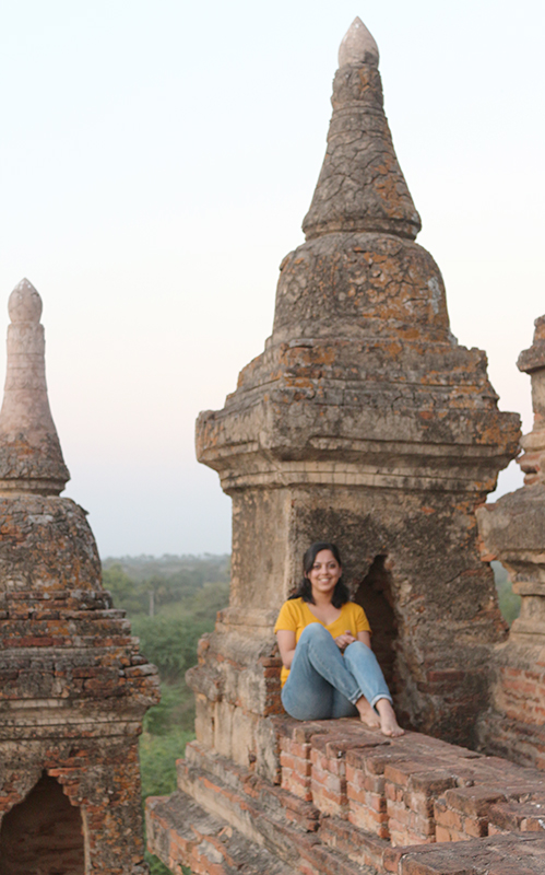 Myanmar Bagan temples sunset temple 30