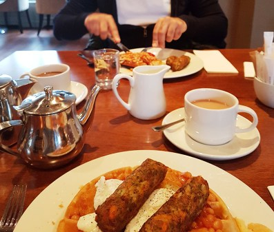 Worsley Park Marriott Country Club Breakfast 3