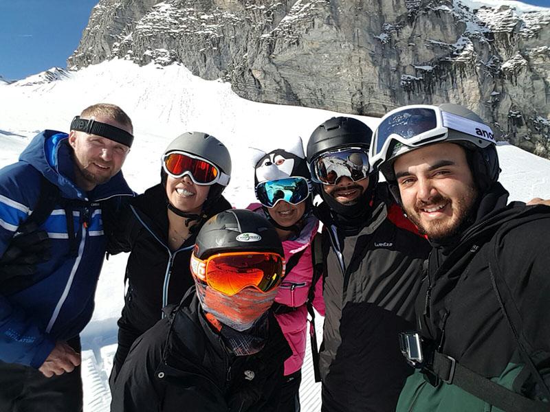 Crystal Ski Flaine Ski Trip 1