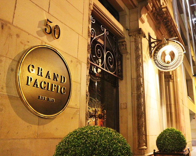 Grand Pacific Manchester 1
