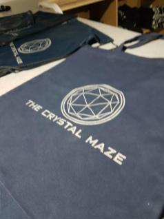Crystal maze manchester