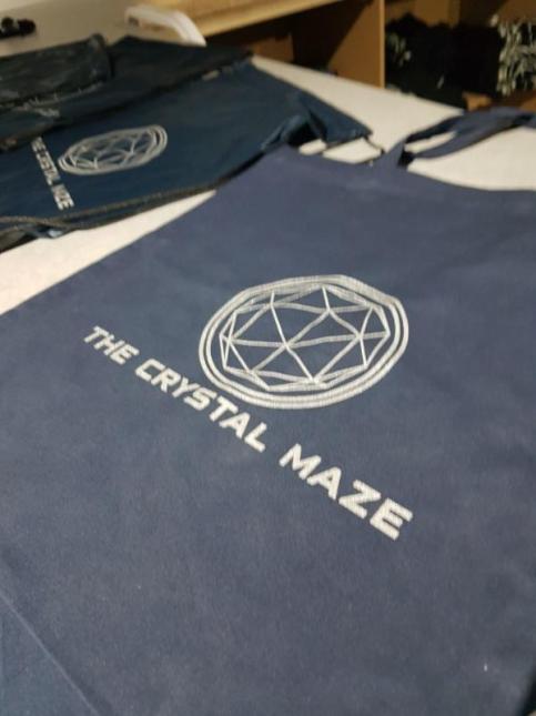 Crystal maze manchester