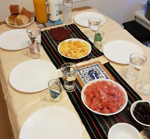 Ideal Iftar Ramadan 24