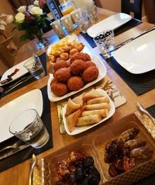 Ideal Iftar Ramadan 30