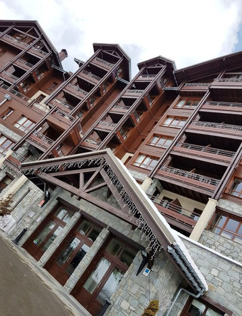 Terrasses D'Eos Crystal Ski Holiday 1