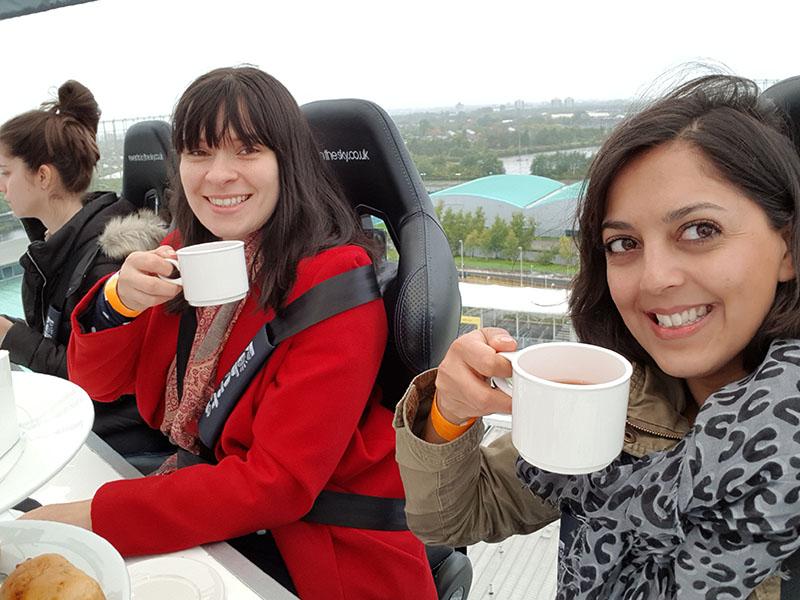 sky high afternoon tea 23