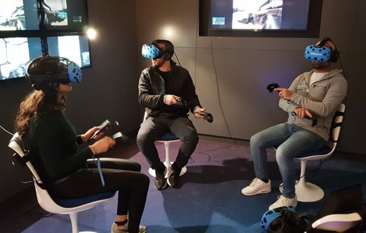 IMAX Virtual Reality Manchester intu Trafford Centre 14