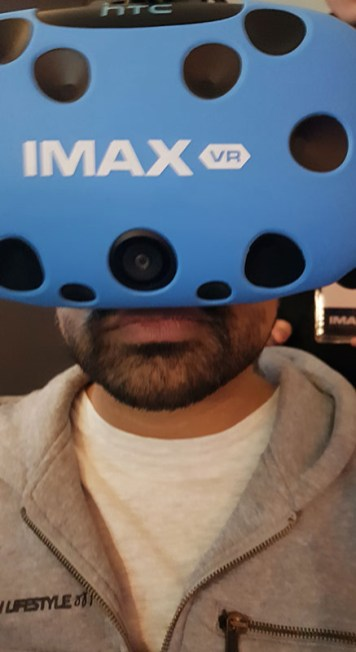 IMAX Virtual Reality Manchester intu Trafford Centre 17