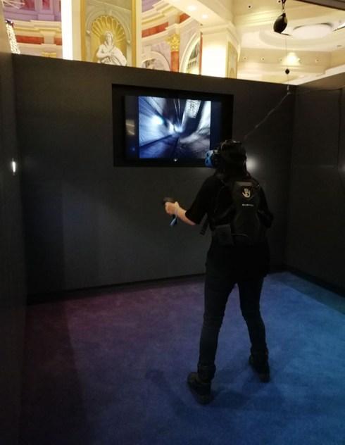 IMAX Virtual Reality Manchester intu Trafford Centre 18