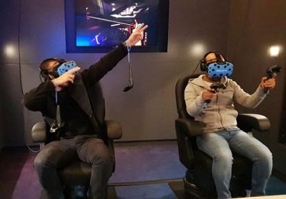 IMAX Virtual Reality Manchester intu Trafford Centre 19
