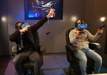 IMAX Virtual Reality Manchester intu Trafford Centre 19