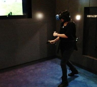 IMAX Virtual Reality Manchester intu Trafford Centre 6