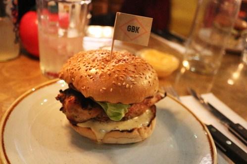 Gourmet Burger Kitchen Oldham 17