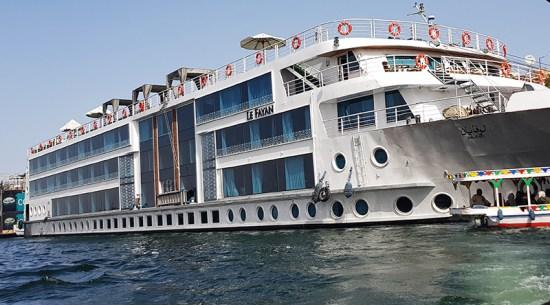 Le Fayan Nile Cruise Egypt 56