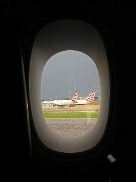 British Airways Business Class 10