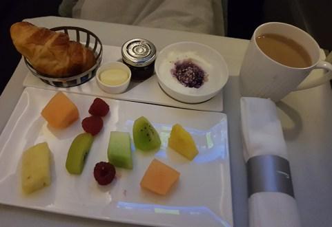British Airways Business Class 87