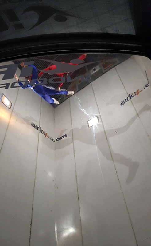 iFly indoor skydiving manchester 21