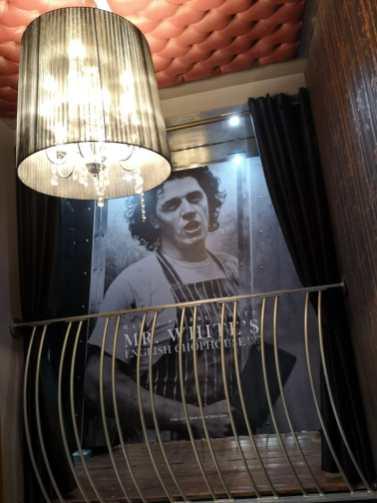 Mr Whites Chophouse MPW Velvet Manchester 19