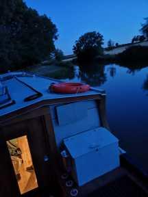 Barge Weekend break Boutique Narrowboats 10