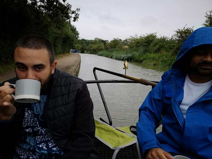 Barge Weekend break Boutique Narrowboats 19