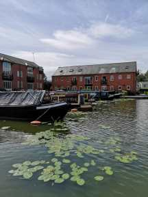 Barge Weekend break Boutique Narrowboats 74