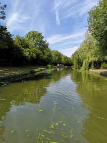 Barge Weekend break Boutique Narrowboats 75